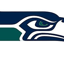 Seahawks Mariners by Willie8pack