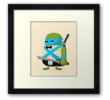 Leonardo in Disguise Framed Print