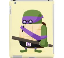 Donatello in Disguise iPad Case/Skin