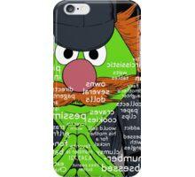 Hemlock iPhone Case/Skin