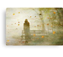 Don't look back ... Canvas Print