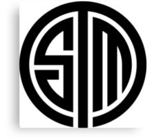 Team Solo Mid Logo Canvas Print