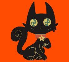 Pretty Black Cat by SaradaBoru