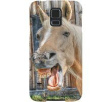 The Comedian Samsung Galaxy Case/Skin