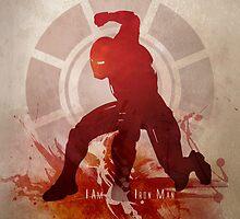 I Am Iron Man by DigitalTheory