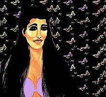 My Love Is My Strength by Saundra Myles
