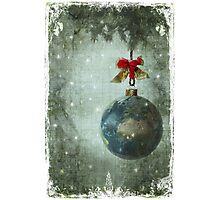 Peace on earth... Photographic Print