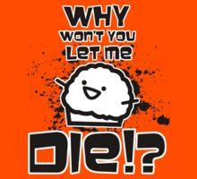 Death Muffin :D Kids Clothes