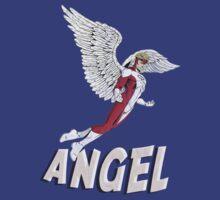 X-Men Angel  by ThreadofLife