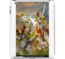 Prince of Swords iPad Case/Skin