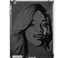 The gRey Series - R iPad Case/Skin
