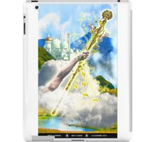 Ace of Wands iPad Case/Skin