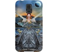 2 of Swords Samsung Galaxy Case/Skin