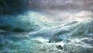 A Wave by Jarmo Korhonen