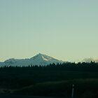 Mount Ruapehu by hulkingrach
