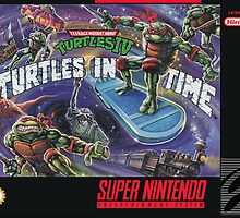 Turtles In Time! by MrPoop