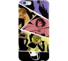 Durarara!! (デュラララ!!) iPhone Case/Skin