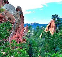 Garden of the Gods by Danny Key