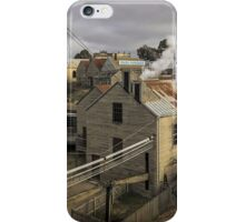 Steam Power at Sovereign Hill, 19th Century Ballarat iPhone Case/Skin
