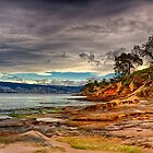 Second Bluff by Paul Amyes