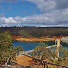 Serpentine Dam - the Offtake Tower by lezvee