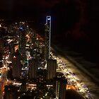 Night Lights by Ron Finkel