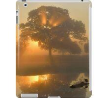 Tree on Fire iPad Case/Skin