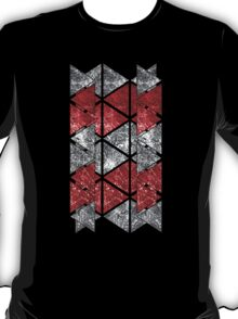 Red Triangle Stack T-Shirt
