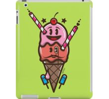 Ice Cream Vector iPad Case/Skin