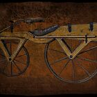 "Laufmaschine (""running machine""),ARCHETYPE VINTAGE BICYCLE from around 1820 PICTURE by ╰⊰✿ℒᵒᶹᵉ Bonita✿⊱╮ Lalonde✿⊱╮"