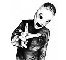 Slipknot Photographic Print