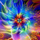 Petals of Eternal Light by Brian Exton