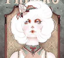 The Beauty Freaks - The Albino by France Mansiaux