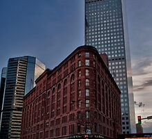 The Brown Palace by Adam Northam