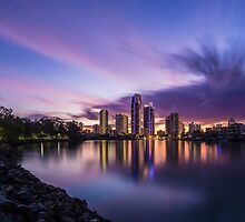 Surfers Paradise by McguiganVisuals