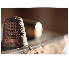 Thimble's { SOLD Image WOOOHOO thanks } Poster
