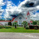 A church in Socastee South Carolina by imagetj