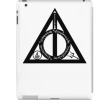 Bookly Hallows iPad Case/Skin