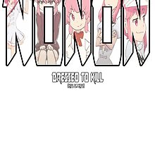 Nonon WordPlay by AnchorPaint