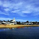 Provincetown MA Panoramic by Allen Lucas