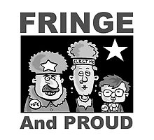 Fringe and Proud by MacKaycartoons