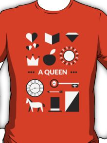 Once Upon A Time - A Queen T-Shirt