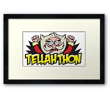 Team TellahThon Framed Print