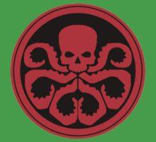 Marvel - Hail Hydra Logo Kids Clothes