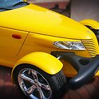 Yellow and Beautiful by EvaMarIza