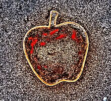 Apple on the Beach - part 8 by AlexFHiemstra