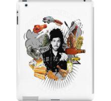 Gerald Shmeltzer Lifestyle ( dark shirt version ) iPad Case/Skin