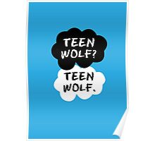 Teen Wolf - TFIOS  Poster
