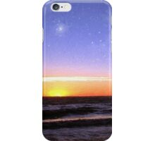 Star-Spangled Sunset iPhone Case/Skin