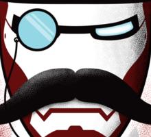Iron Gentleman Sticker